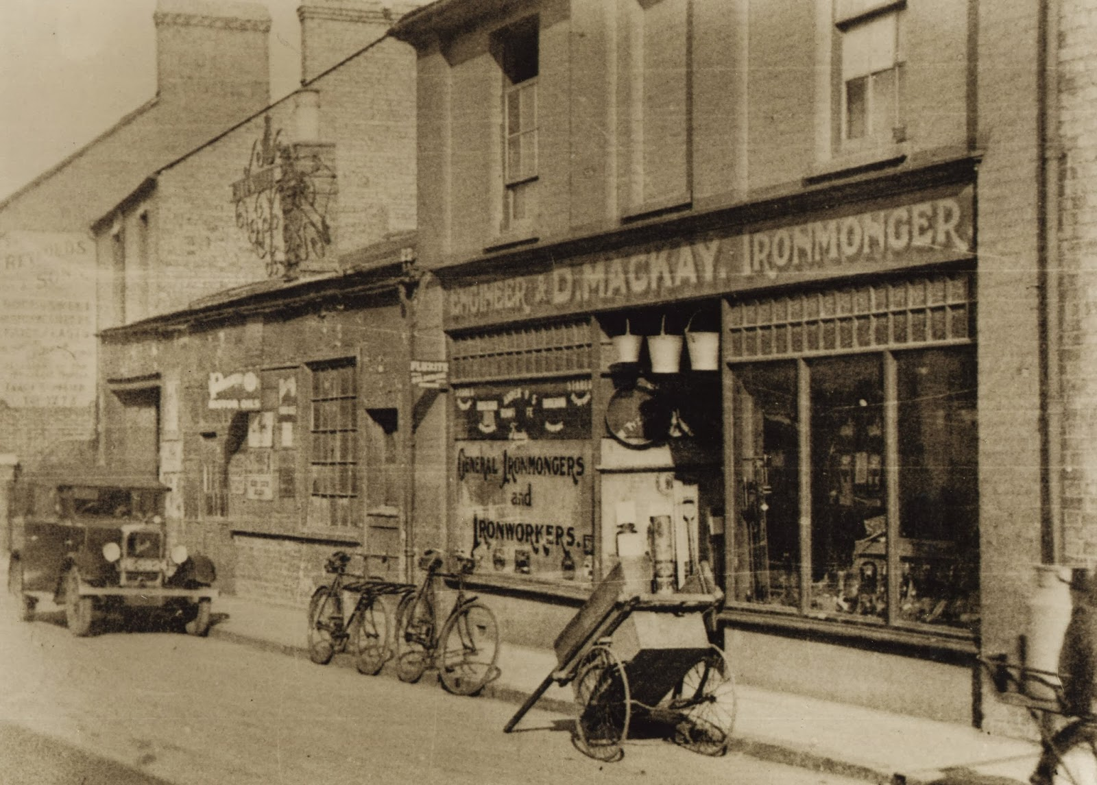 Mackays of Cambridge Ltd - Trading Since 1912